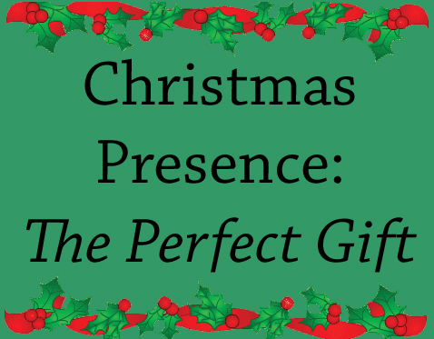 Christmas presence: the perfect gift